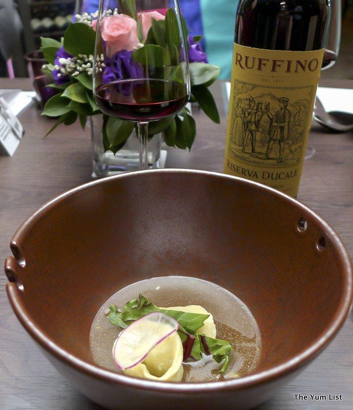 Michelin starred chef Theodor Falser in Kuala Lumpur