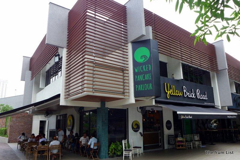 Yellow Brick Road, Wicked Pancake Parlour, Jalan Batai