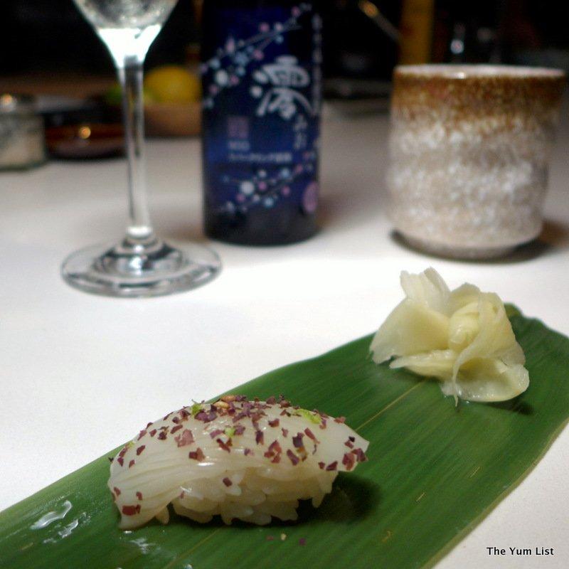REI, Contemporary Sushi Pop-Up