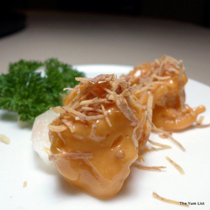 Li Yen, Chinese Restaurant