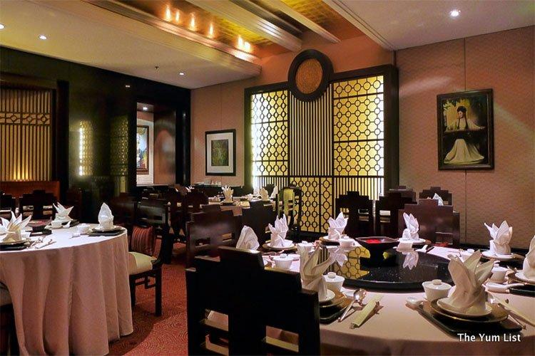 Li Yen, The Ritz-Carlton, Kuala Lumpur