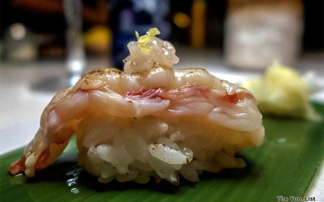 Sushi Pop-Up in TTDI