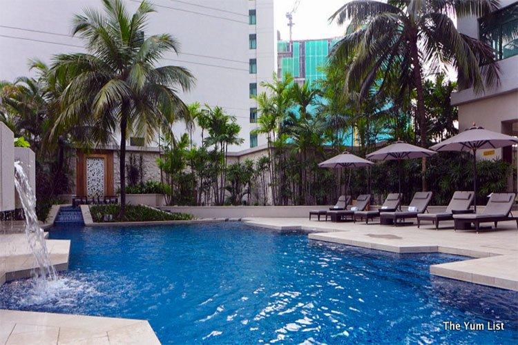 Spa Village Pool