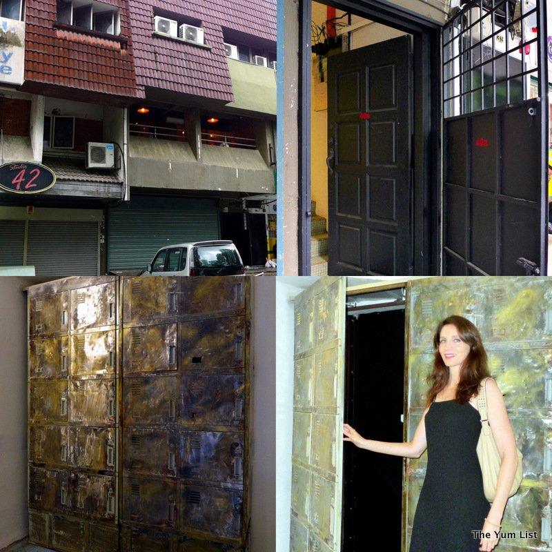 Locker and Loft, Speakeasy bar, Damansara