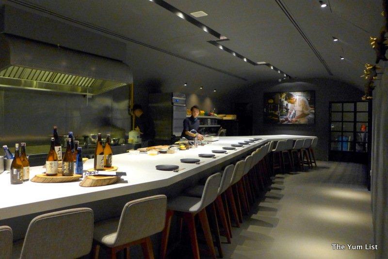 sushi bar in TTDI