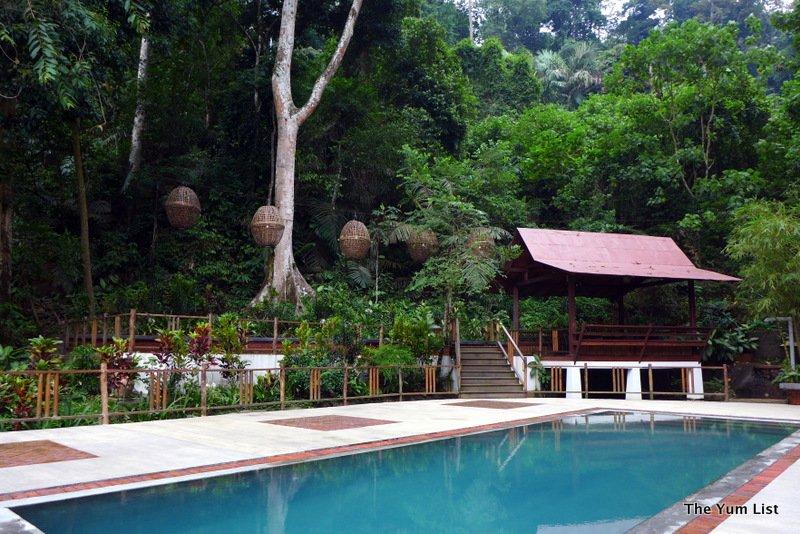 Tamarind Springs, Taman Tar