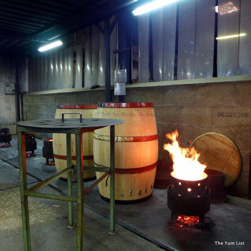 Tonnellerie-Doreau, Cognac, France