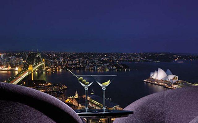 Blu Bar, Shangri-La Hotel Sydney