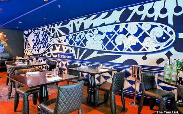 Bluespoon Restaurant, Andaz Amsterdam, a Hyatt Hotel