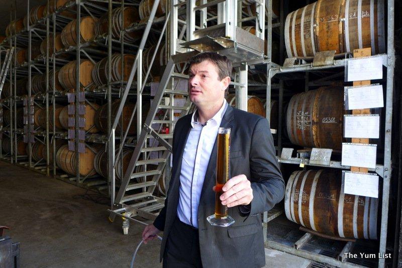 H. Mournier, Hardy Cognac, Prince Polignac