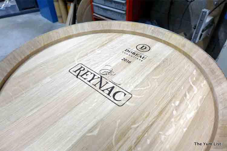 Cognac Barrel Making