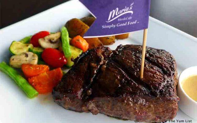 Maria's Steakcafe, Bangsar