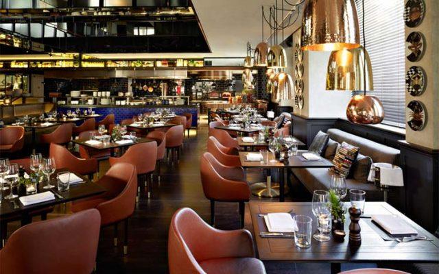Gowings Bar & Grill, QT Sydney