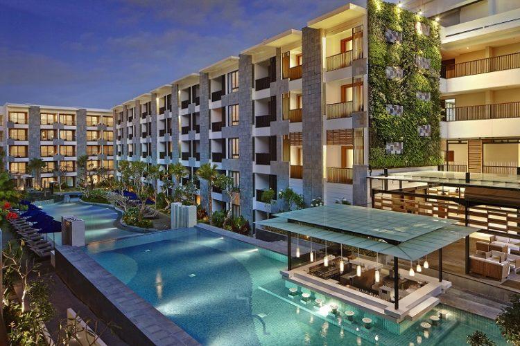 Courtyard Bali Seminyak Resort, Bali, Indonesia