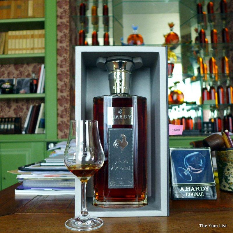 Hardy Cognac