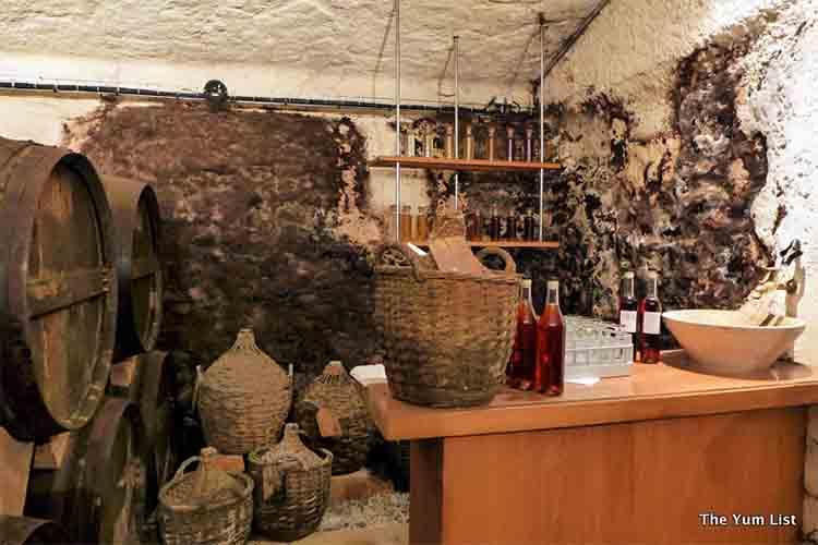 Incredible Cognac Cellar