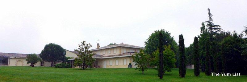 Chateau de Fieuzal, Pessac- Leognan, France