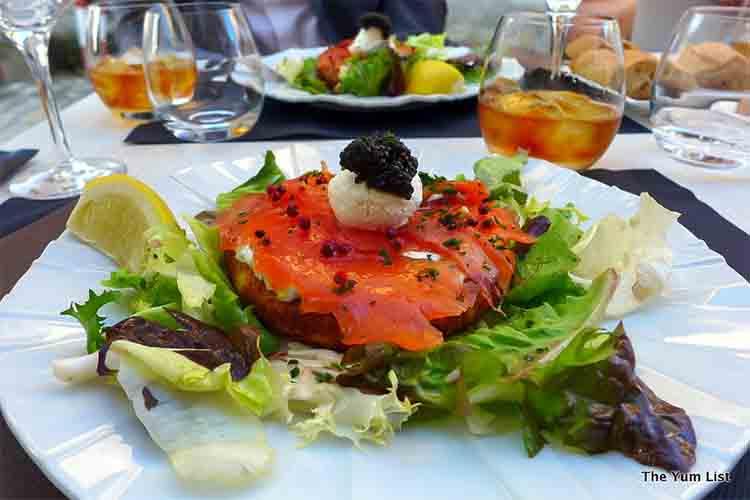 best restaurants in Cognac