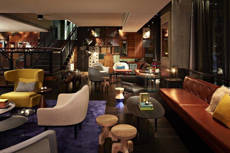 QT Sydney, Design Hotel