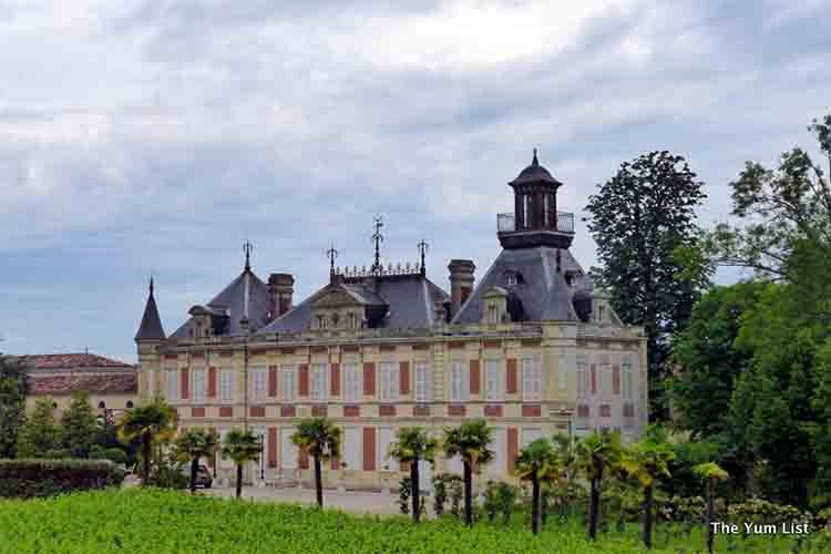 Chateau Marquis D Alesme Margaux Bordeaux The Yum List