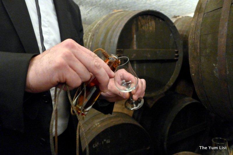 H. Mounier, Hardy Cognac, Prince Polignac