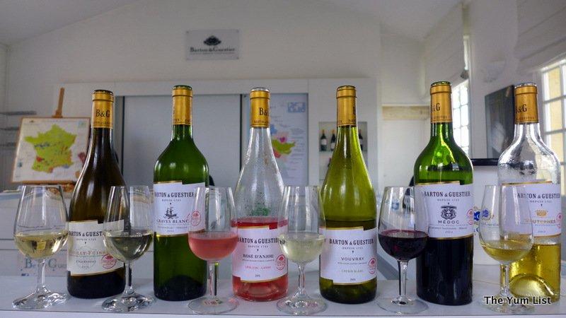 Barton & Guestier Wine School