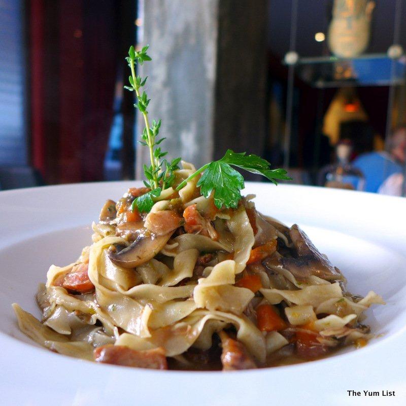 Sassorosso, Italian Restaurant, KL