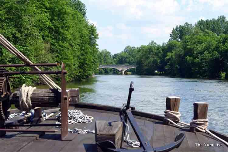 La Gabarre Dame-Jeanne, River Cruise Along the Charente River