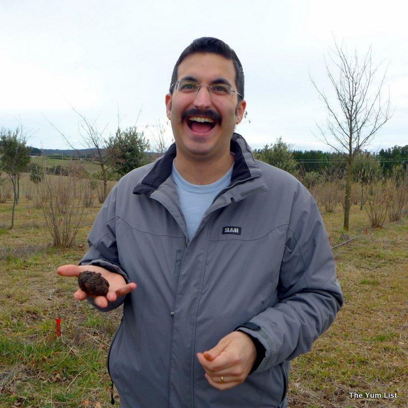 Blue Frog Truffle Farm, Truffle Hunt