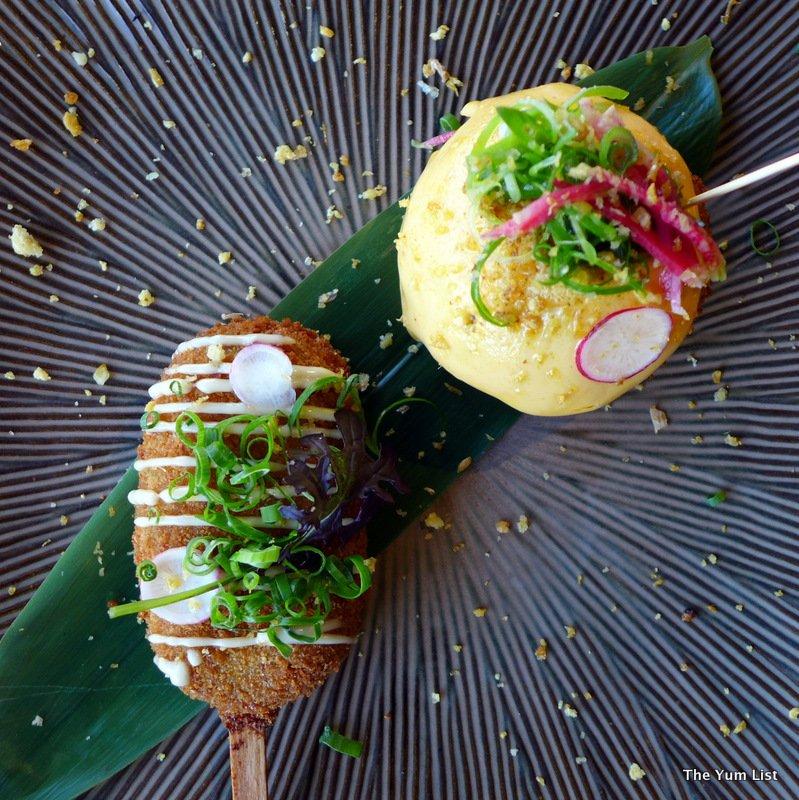 review of Cafe Mix, Shangri-La Hotel Sydney