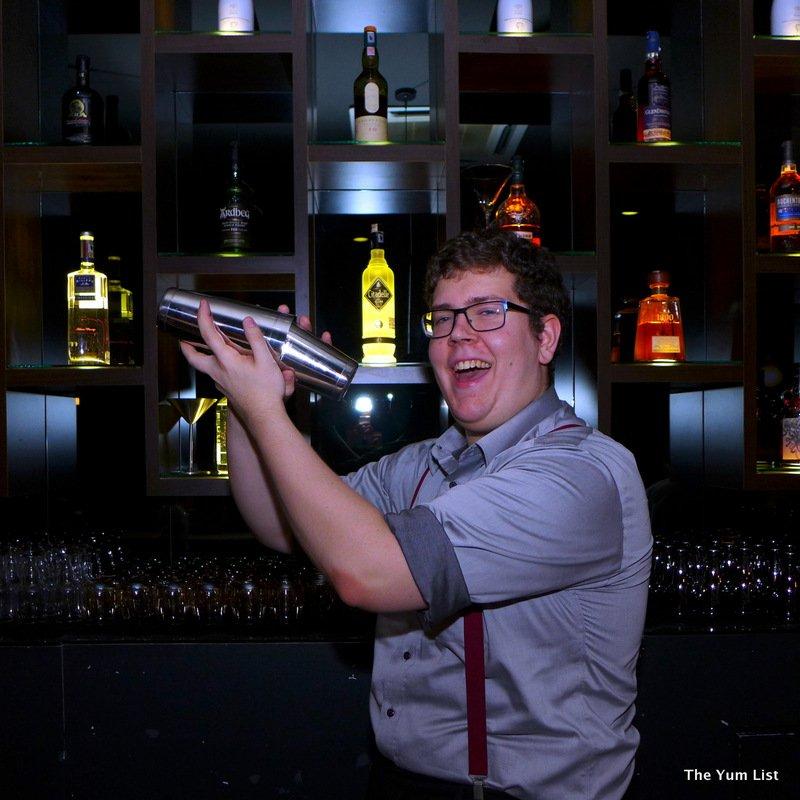 Head Barman at Forbidden City KL