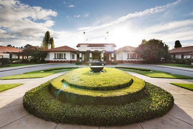 Hyatt Hotel Canberra Review