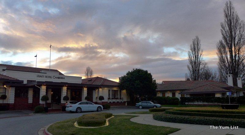Hyatt Hotel Canberra, A Park Hyatt Hotel