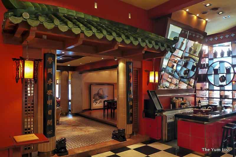Chynna, Chinese Restaurant, Hilton Kuala Lumpur