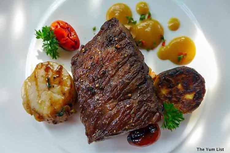 Torii Japanese Steak