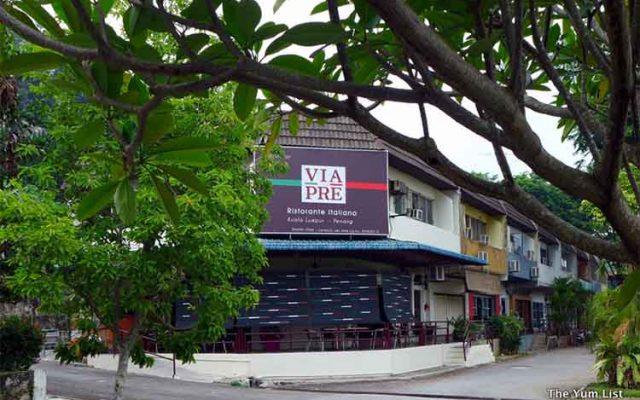 Via Pre, Taman Bukit Damansara