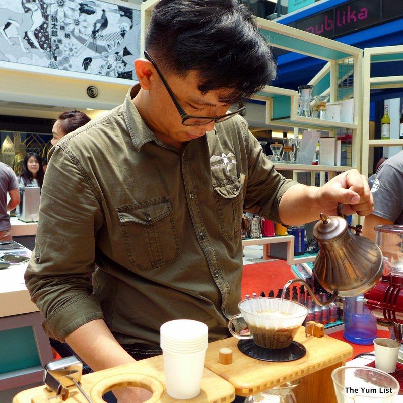 CAFFA, Coffee Art Fringe Festival, Publika, Kuala Lumpur