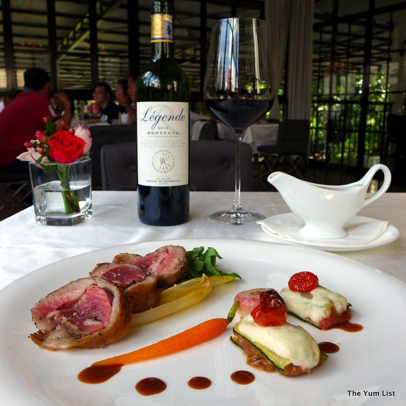 Maison Francaise, French Restaurant, Kuala Lumpur