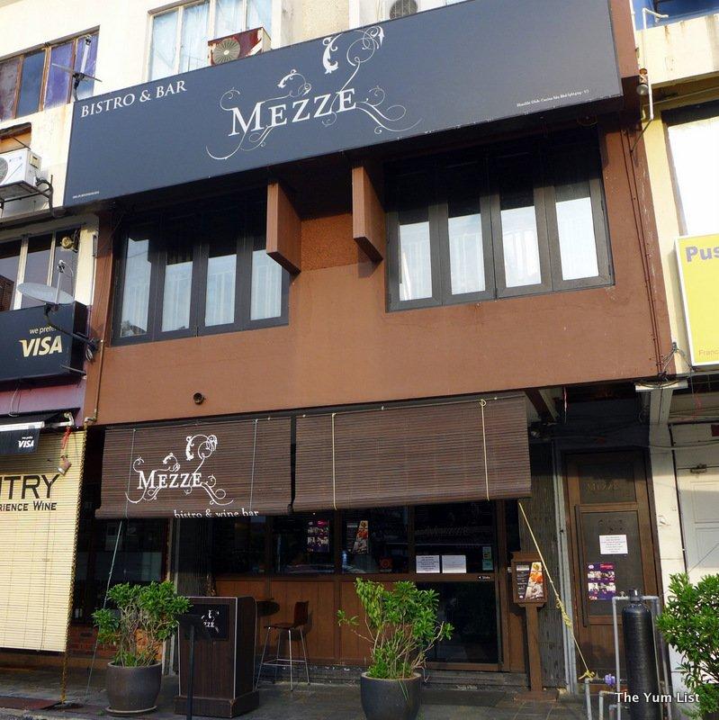 Alexy Fuschs, Michelin Star Chef at Mezze Bistro and Bar