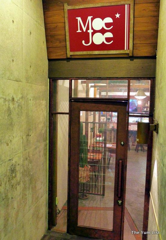 Moe Joe, Osaka, Southern Californian food