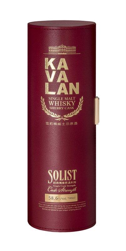 Kavalan, Taiwanese whisky