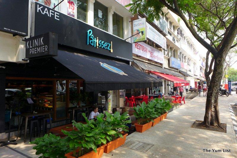 Patissez, Bangsar, Kuala Lumpur