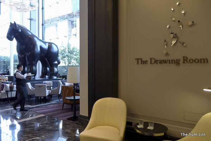 The Drawing Room, St. Regis Hotel Kuala Lumpur
