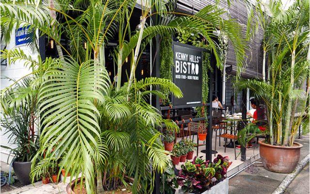 Kenny Hills Bistro, Bukit Tunku