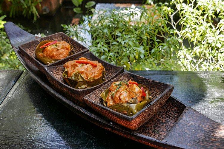 Malis Restaurant, Contemporary Cambodian Cuisine, Phnom Penh, Cambodia
