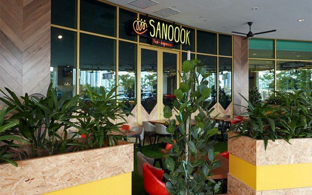 Review of Sanook Thai Japanese Fusion Restaurant in Bandar Sunway