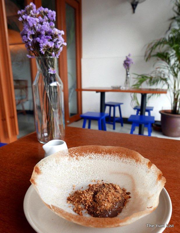 Hoppers KL, gluten free cafe