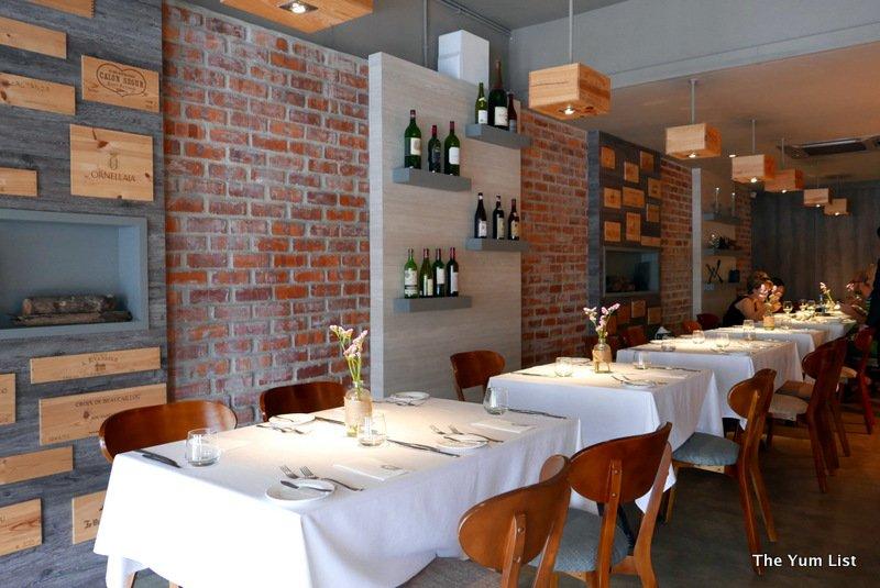 Stoked Restaurant and Bar, Kuala Lumpur