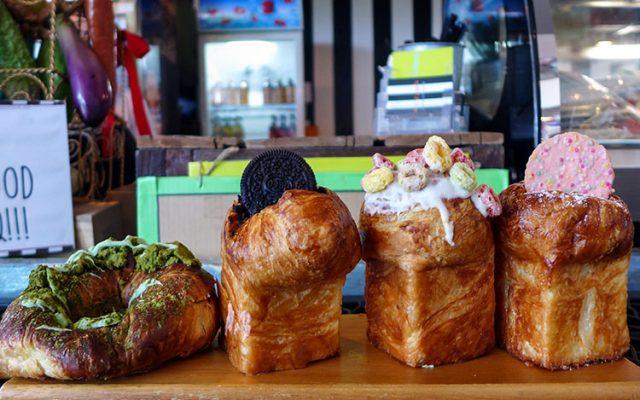 Sweet Croissants, Allegra, Ipoh