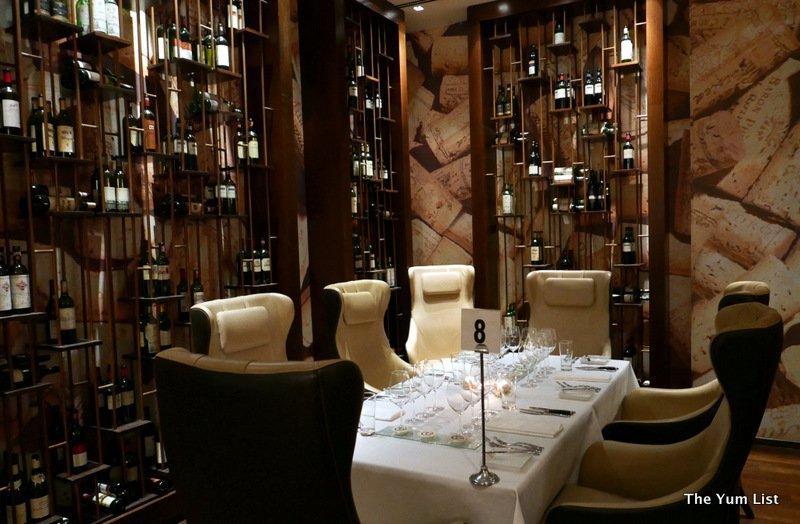 Yarra Valley wine dinner, Prime, Le Meridien KL